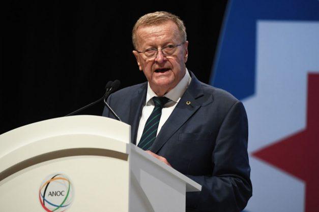 No deadline for Olympic decision – IOC's Coates