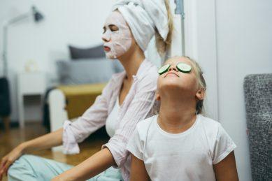 Parenty recommends: Home made facials for moms