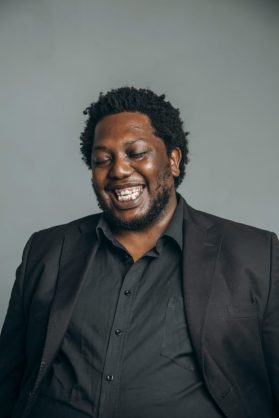 Kagiso (KG) Mokgadi, multi-award-winning stand-up comedian answers our dad questions