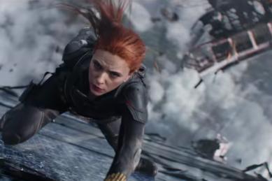 WATCH: Marvel's longer-length Black Widow trailer