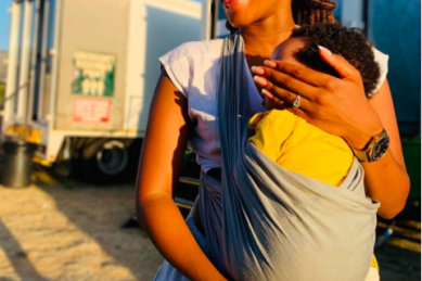 Bontle Modiselle shows us her daughter's nursery and we are in love
