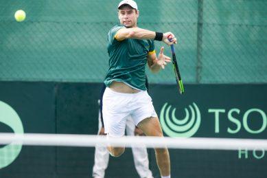 Roelofse to spearhead SA's Davis Cup start