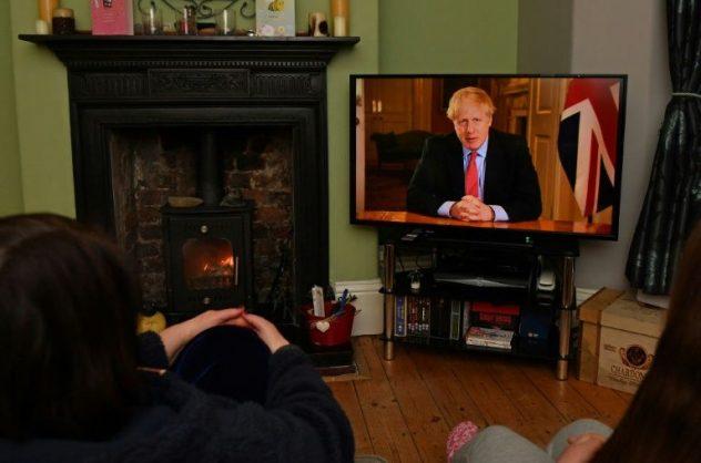 Britain in lockdown as WHO warns pandemic 'accelerating'