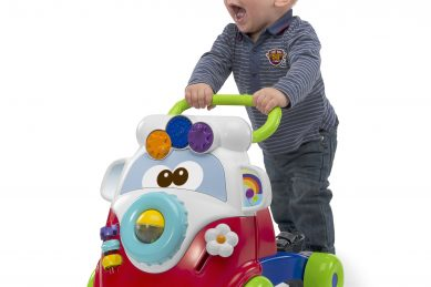 Parenty recommends: Chicco Move 'n Grow Happy Hippy Walker (9 -24 months)