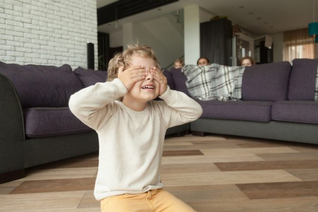 10 games to play with your kids at home