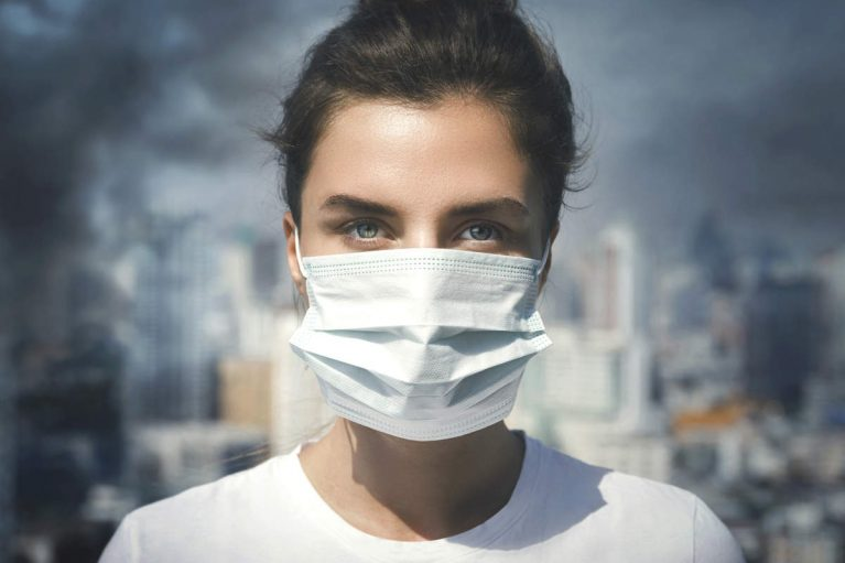 How to wear your Covid-19 mask
