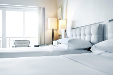 The most important word in the hospitality industry? 'Clean'