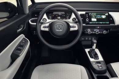 Knobs and buttons preferred over touchscreen tech at Honda