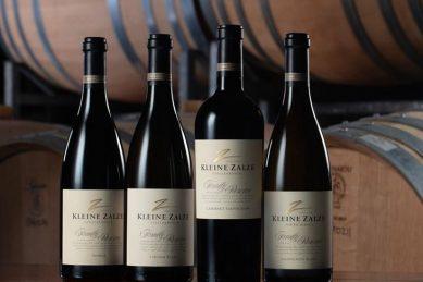Lock, stock and wine barrel: Kleine Zalze wins big