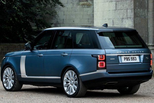 New mild-hybrid six-cylinder diesel Range Rover ends V8 oil-burner's run