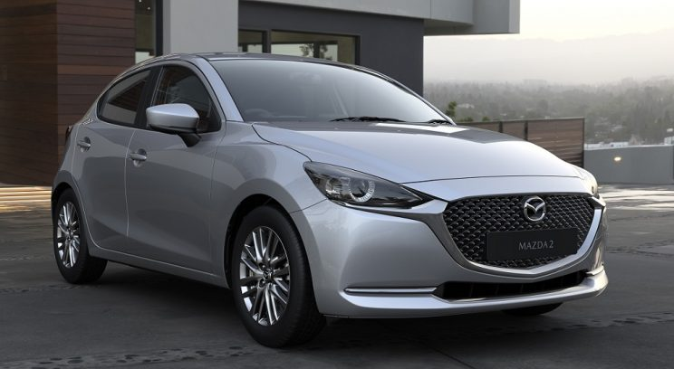 Facelift Mazda2 proves it can still tango