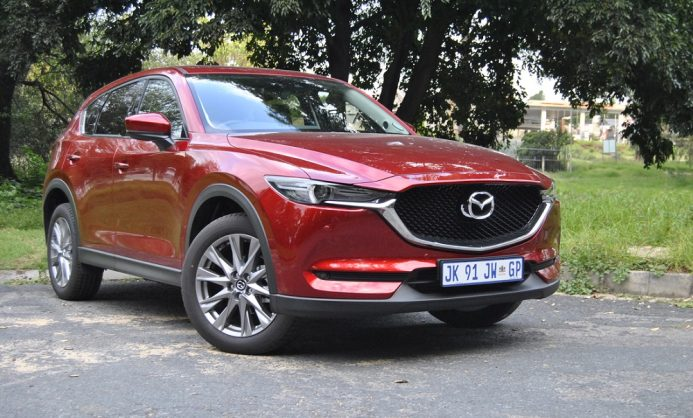 Range-topping Mazda CX-5 whooshes the right tunes