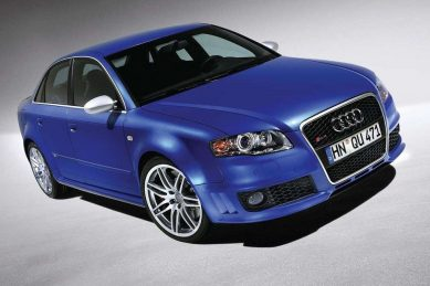 Backthrust 2006: Dawn of the Audi RS4