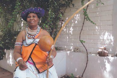 National Arts Festival names Xhosa musician Madosini as featured artist