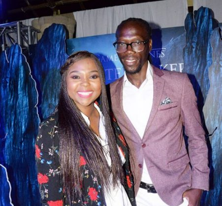 'I find comfort in going through this period with you,' says Yeye to wife Mpho