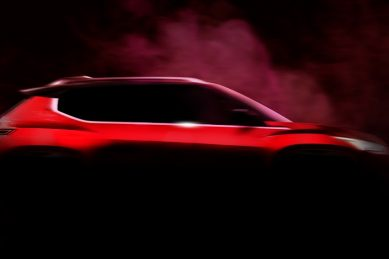 Nissan 'Magnite' set for May world premiere