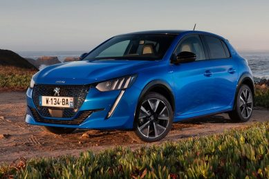 Hot Peugeot 208 will be electric only, pack more punch than petrol GTI