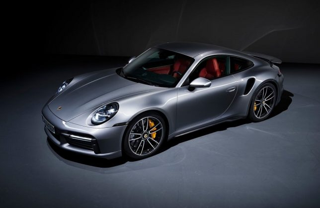 South Africa Bound Porsche 911 Turbo S Races From Underneath The Covers The Citizen