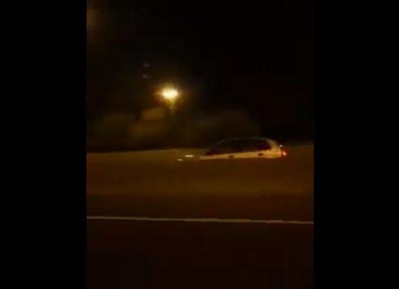 WATCH: Motorist cruising on the wrong side of N1 highway