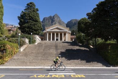 UCT to finish the 2020 academic year through remote teaching