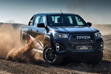 Toyota Land Cruiser 300's six-cylinder turbodiesel to power GR Hilux?