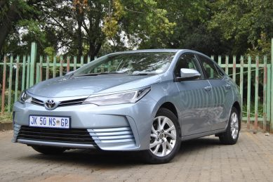 Toyota has a new Quest for Corolla