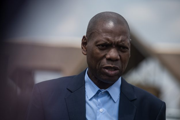 Mkhize sends reinforcements to Eastern Cape health department