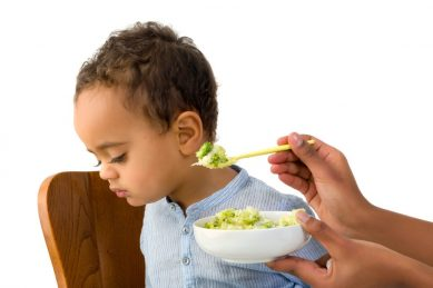 The science behind getting your kids to eat their veggies