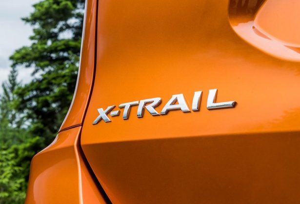 New Nissan X-Trail slowly starting to show its real self