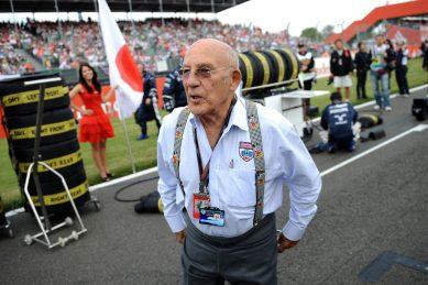 Motorsport great Stirling Moss dies aged 90