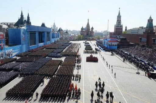 Russia postpones Red Square victory parade over coronavirus
