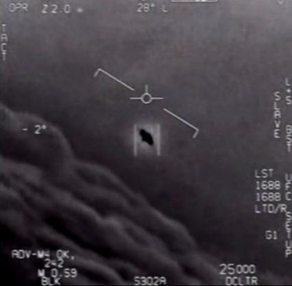 WATCH: Pentagon releases 'UFO' videos taken by US Navy pilots