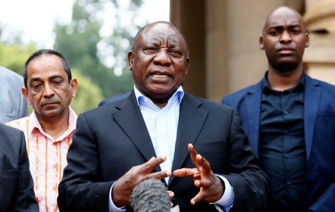 Blind SA takes Ramaphosa to court over Copyright Amendment Bill