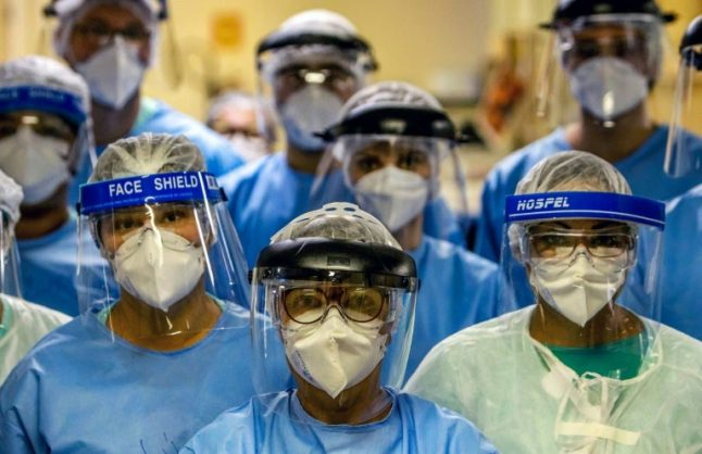 Gauteng health MEC welcomes Cuban medical experts to fight Covid-19