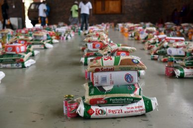 SALOCKDOWN: SASSA food parcels for families in distress
