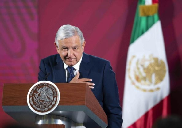 Mexican president 'well and strong' with coronavirus