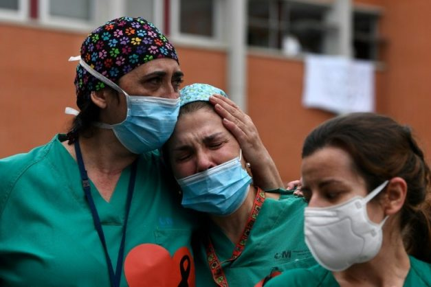 27 WC healthcare workers died from Covid-19