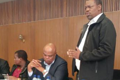 WATCH: Welkom mayor apologises for 'boesman' remark