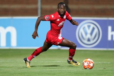 Chiefs join race for Highlands striker Shalulile's signature