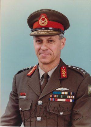 General Constand Viljoen passes away aged 86