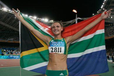 Women in Sport: Golden girl Hestrie aimed high