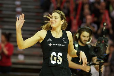 Women in Sport: The girl from Vereeniging who became a global netball icon