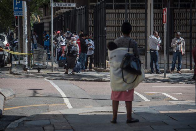 Informal traders in Tshwane battle to get permits