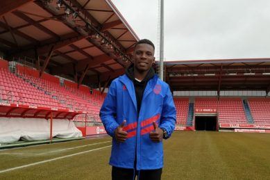 Cosafa U-20 Player of the Tournament Gondwe trains with Spanish club