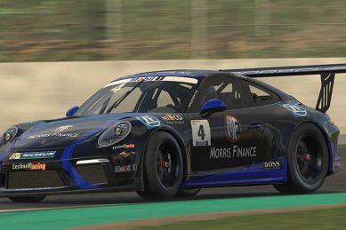 Porsche Mobil 1 Supercup goes virtual