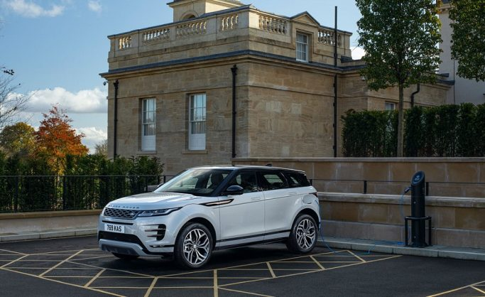 Three-cylinder hybrid heart planted into Range Rover Evoque and Land Rover Discovery Sport