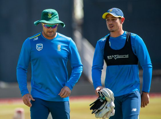 Daily news update: Covid-19 stats, load shedding suspended and Proteas' security concerns allayed