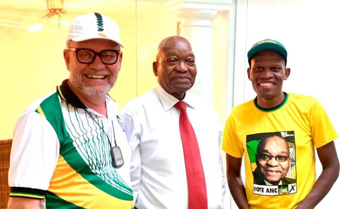 Zuma trial politically orchestrated… but not by Ramaphosa – Carl Niehaus