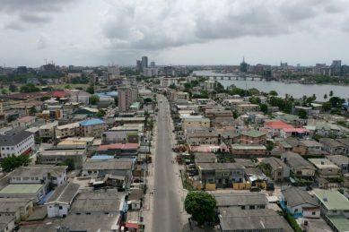 Nigeria's economy slips into recession