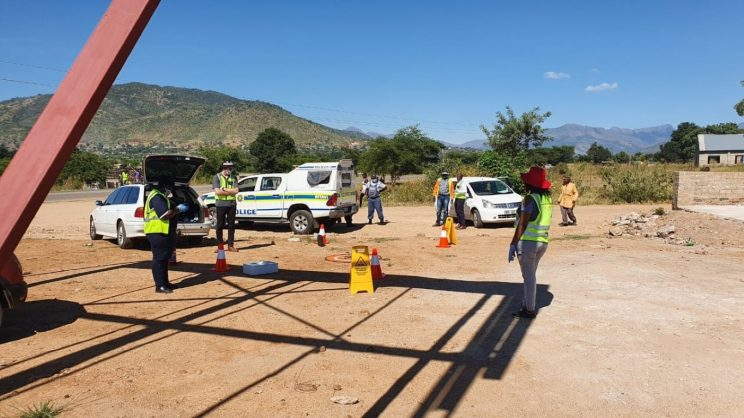 Greater Tzaneen deploys drones to villages to monitor hot spots